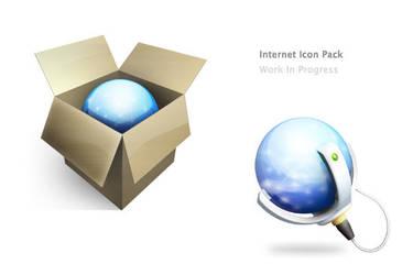 Preview of Internet Set by Carvetia