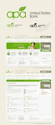APA logo and web design by sone-pl