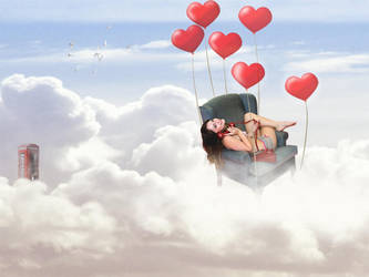 love is in the air... by pyziutek