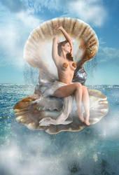 Aphrodite by pyziutek