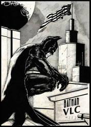 Batman VLC by jvmpainting
