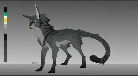 [closed] adoptable wolf by Baledunce
