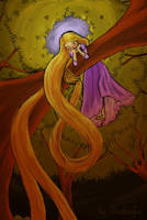 Tangled by HALsurfer