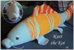 Kurt the Koi by Mutabi