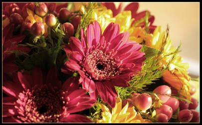 Bridal flowers by Mutabi