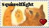 Squirrelflight Stamp by Blayzes