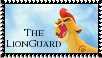The Lion Guard Stamp by Blayzes