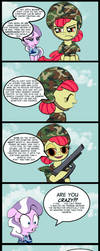 A Weapon of Preference by creepy-screw-ball