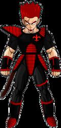 Faust The Half Saiyan Half Tuffle by MuglorGrimlock