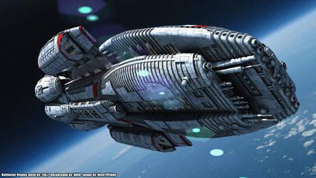 The Mighty Hyades by Nova1701dms