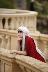 Deeply thinking about the distance - Rayn by YuyuCosplay