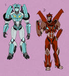 Cybertronian Adopts Again (points--closed) by SpiderMilkshake