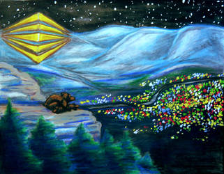 Christmas Lights (WestRock Christmas Contest 2017) by SpiderMilkshake