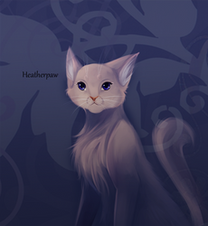 CW: Heatherpaw by Lamphy