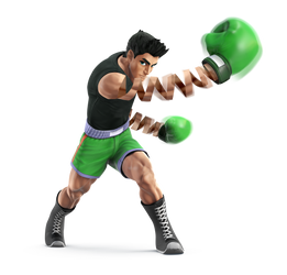 Little Mac ARMS by PeterisBeter