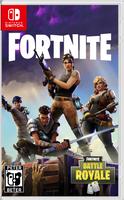 Fortnite Nintendo Switch by PeterisBeter