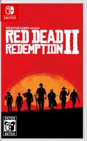 Red Dead Nintendo Switch by PeterisBeter