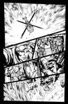 Gears of Wars art Dump: I am King of the Ravens! by popmhan