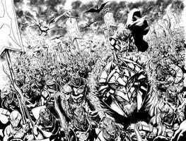 He-man: Eternity War #2 by popmhan