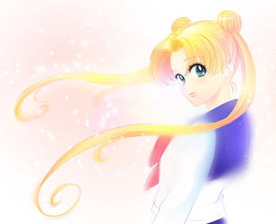 Sailor Moon by manlaw508
