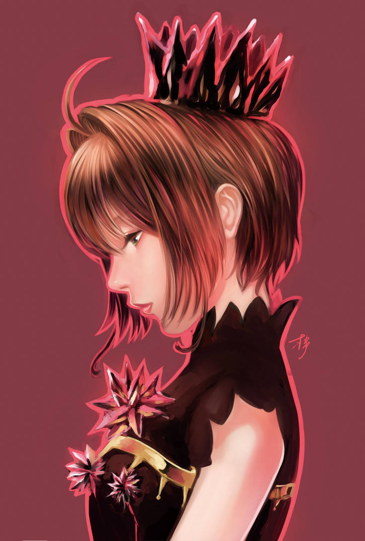 Sakura by manlaw508