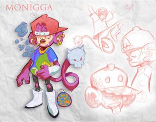 Monigga by Mei-Hong1612