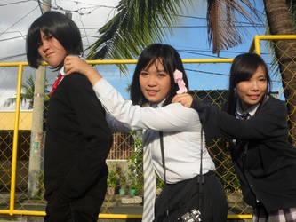 APH - Japan, Fem!Japan, Fem!S.Korea by sukijanai19