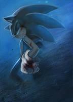 BLUE:WHITE by Saku666