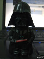 Darth Vader Mini by areev19