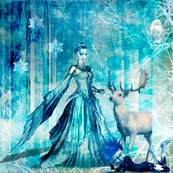 snow-queen-and-Jack-Frost by Nanner2