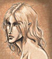 Aeria Gloriis by temiel