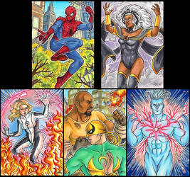 [COM] PSC: Six Heroes by temiel