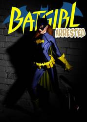 Batgirl - Arrested by fightgirl2004
