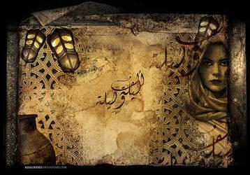 Arabian Nights by Khaloodies