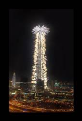 Burj Khalifa by Khaloodies