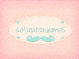 Alofanaticadeeme15 ID by SoBeautyAndBeat