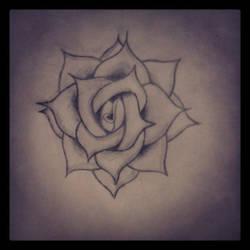 Rose by SoBeautyAndBeat