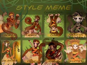Style Meme by NerezaWorks