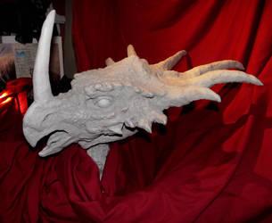 Styracosaurus by NerezaWorks