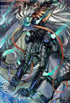 Kejta Electronic Dream by NerezaWorks
