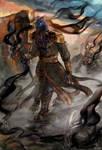 Kesslan commission by NerezaWorks