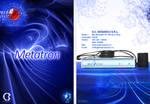 Metatron - catalogue cover by robodesign