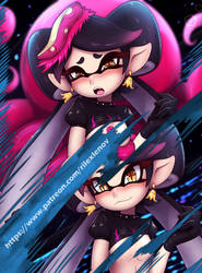 Octo Callie nsfw preview by RilexLenov