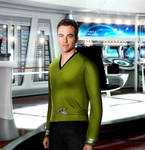 The green shirt, reboot edition by Prue84