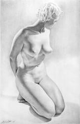 Nude Study 3 by Daddyo4