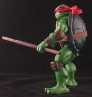 Donatello - A. C. Farley style TMNT by plasticplayhouse
