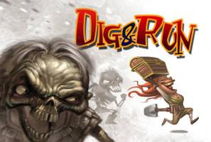 Dig and Run by Callibanda