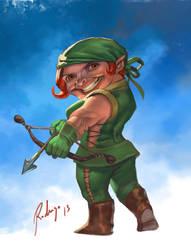 archer by Callibanda