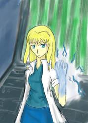 Mad scientist by HavingMercy