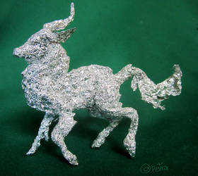 foil Kirin by Reptangle